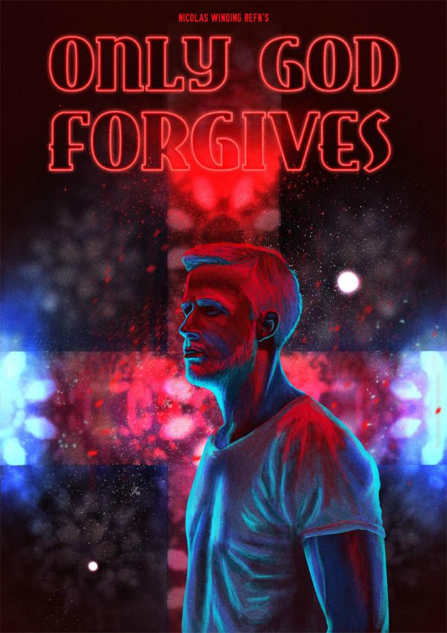 Only God Forgives Film