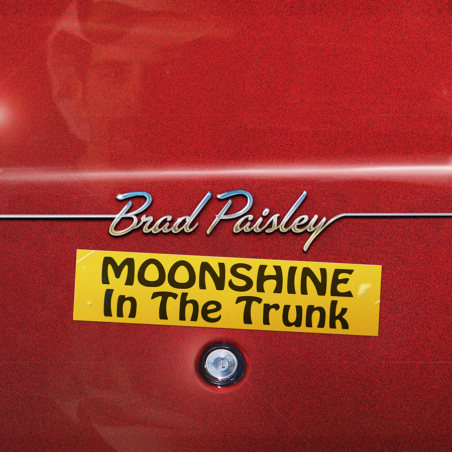 Brad Paisley Moonshine In The Trunk Music Review