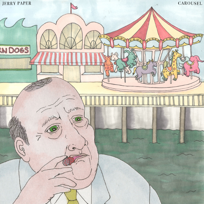 Jerry Paper Carousel Music Review Tiny Mix Tapes