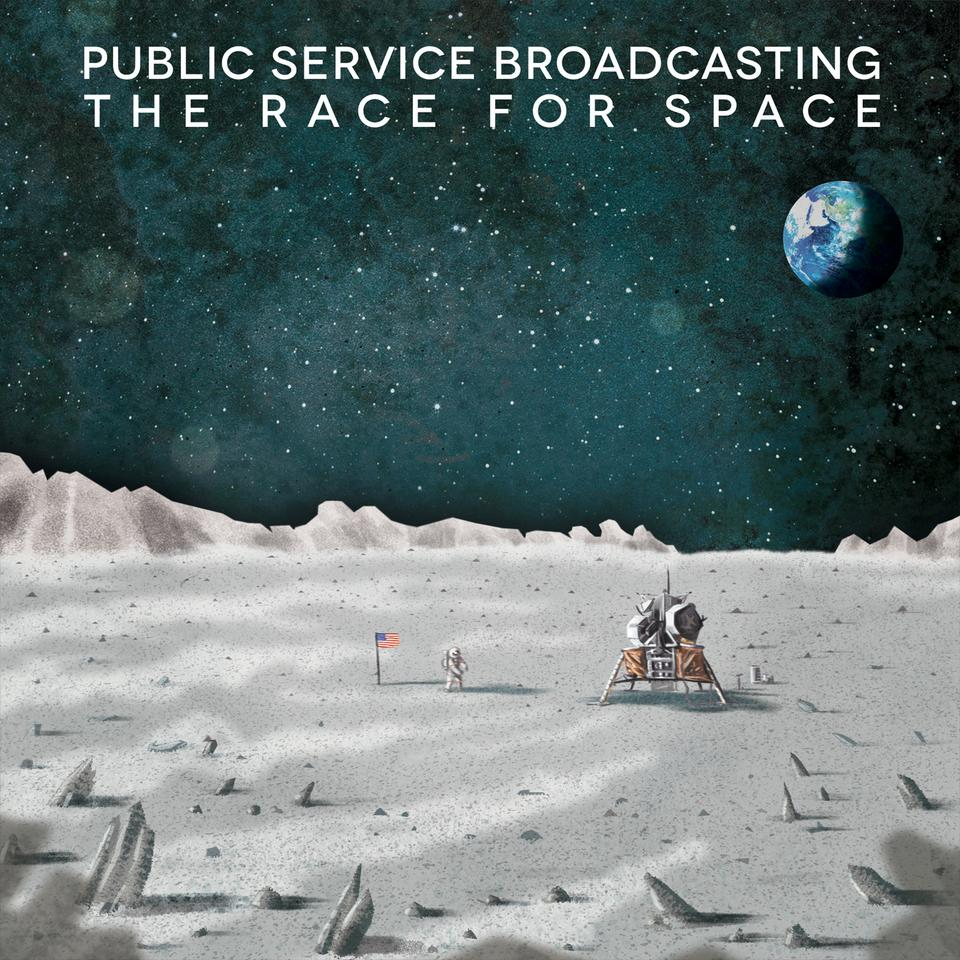 Public Service Broadcasting The Race For Space Music