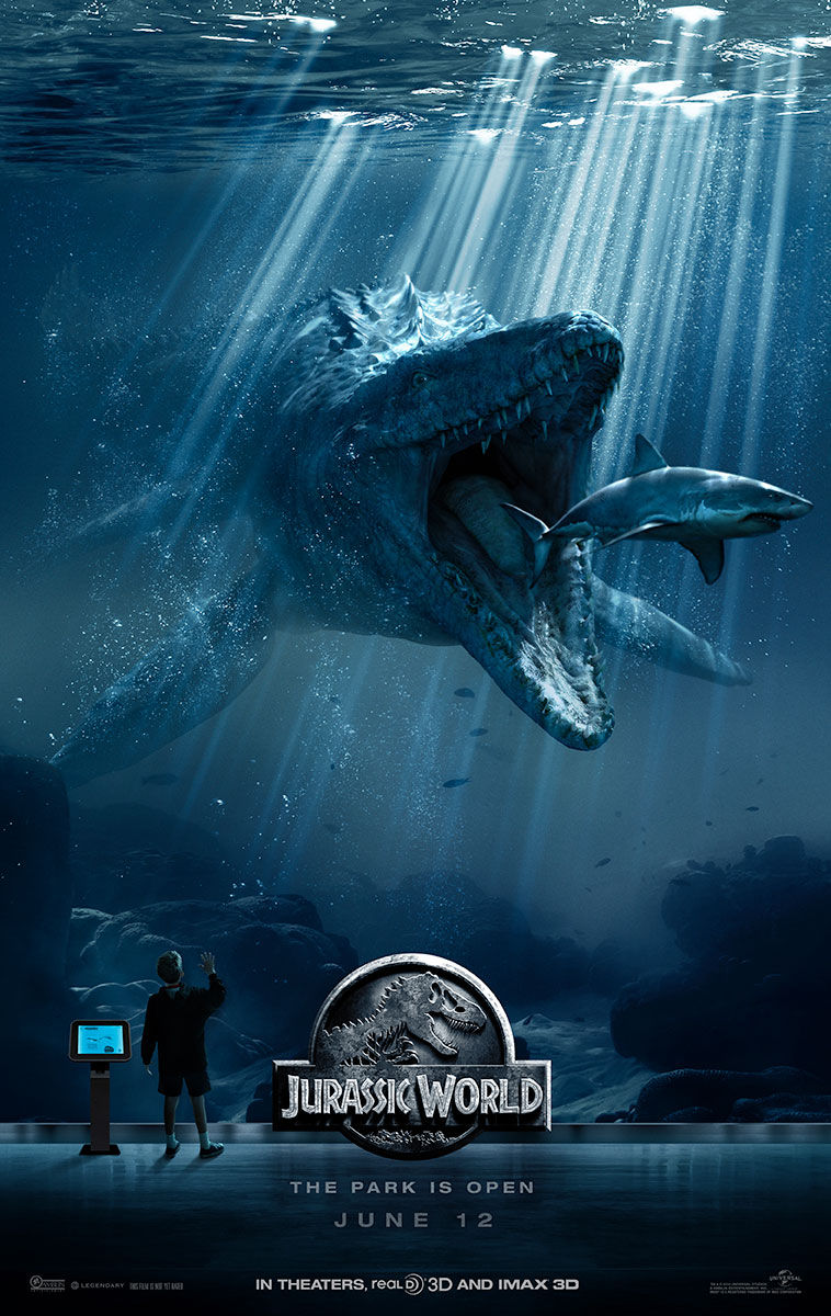 Jurassic World Film Review Tiny Mix Tapes