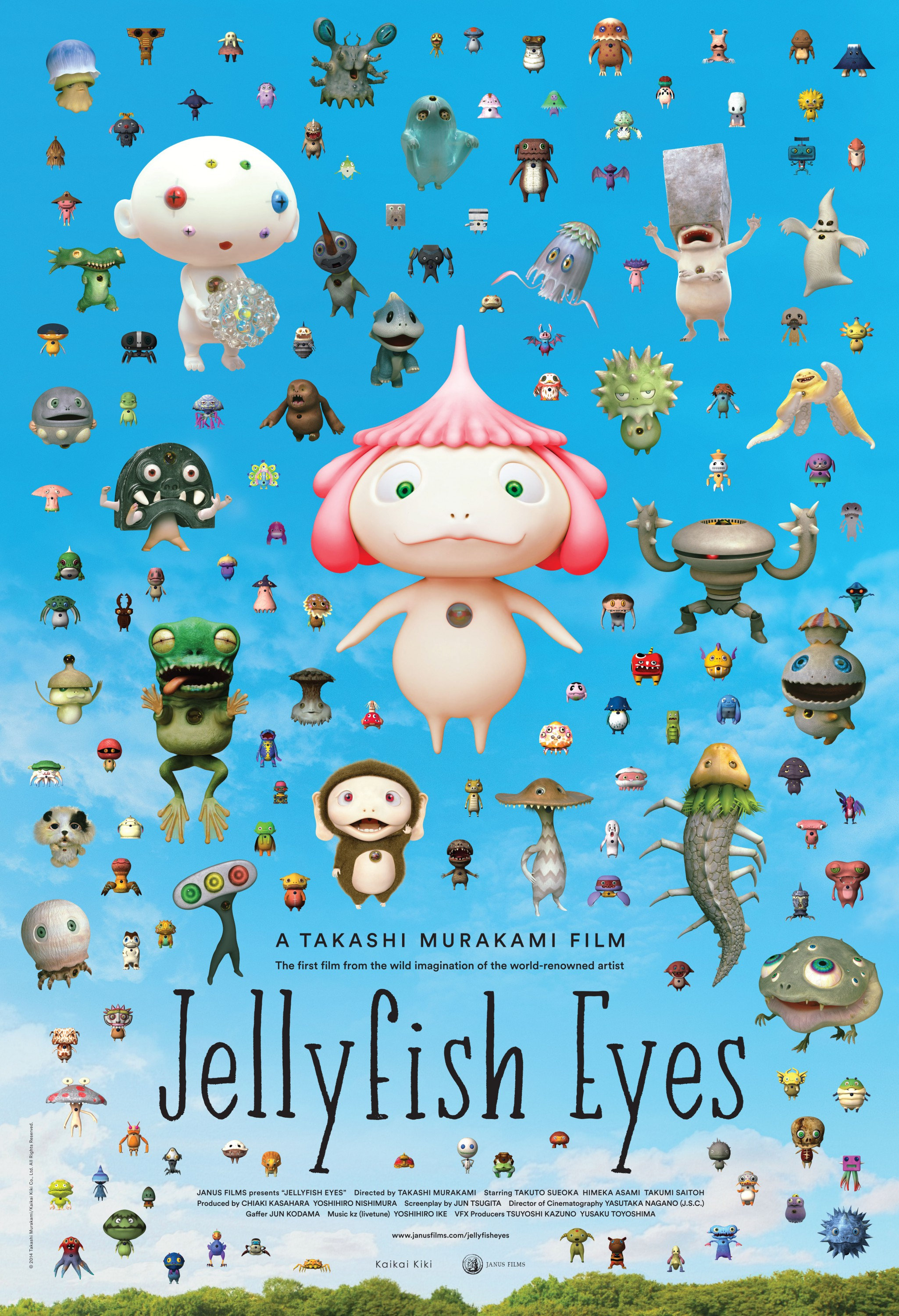 Jellyfish Eyes Film Review Tiny Mix Tapes