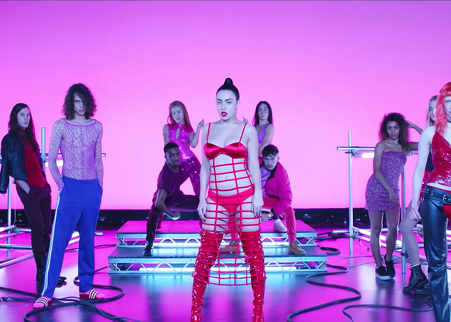 Charli Xcx Drops Video For Vroom Vroom Releases Limited