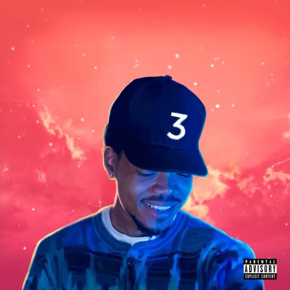 Chance the Rapper - Coloring Book | Music Review | Tiny Mix Tapes