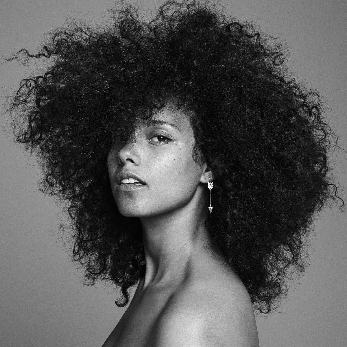 Alicia Keys announces ... Alicia Keys