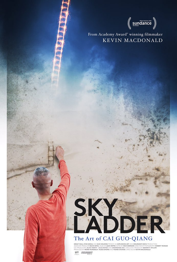 Sky Ladder The Art Of Cai Guo Qiang Film Review Tiny