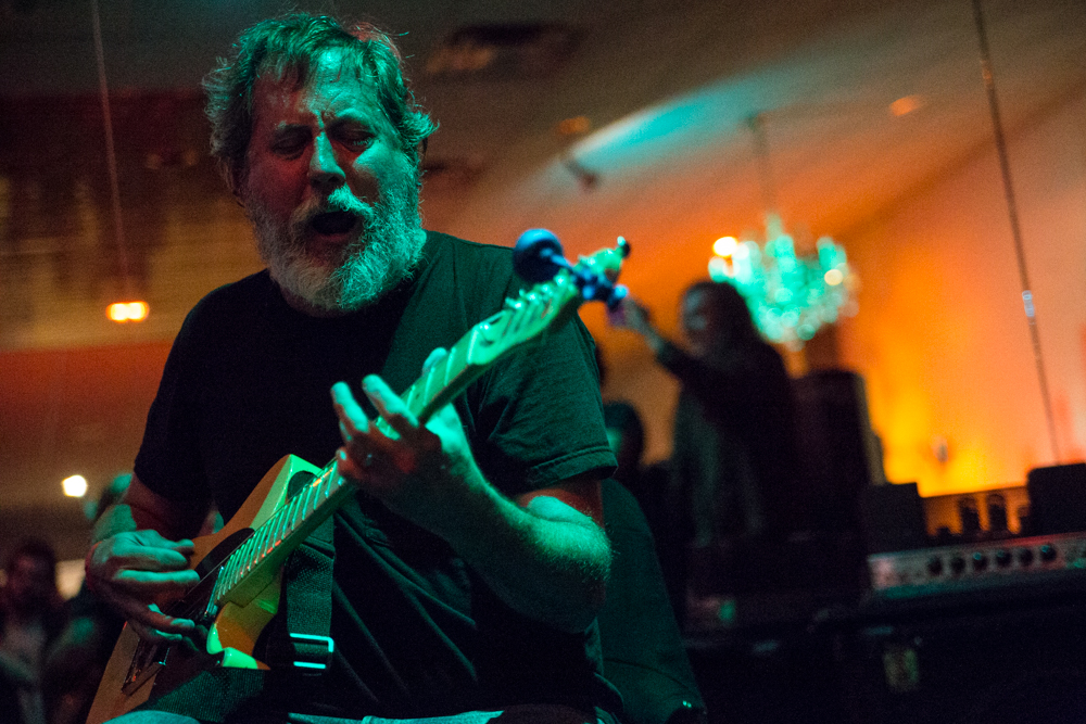 """Bill Orcutt destandardizes the standards on forthcoming self-titled solo electric album, premieres video for """"The World WithoutMe"""""""