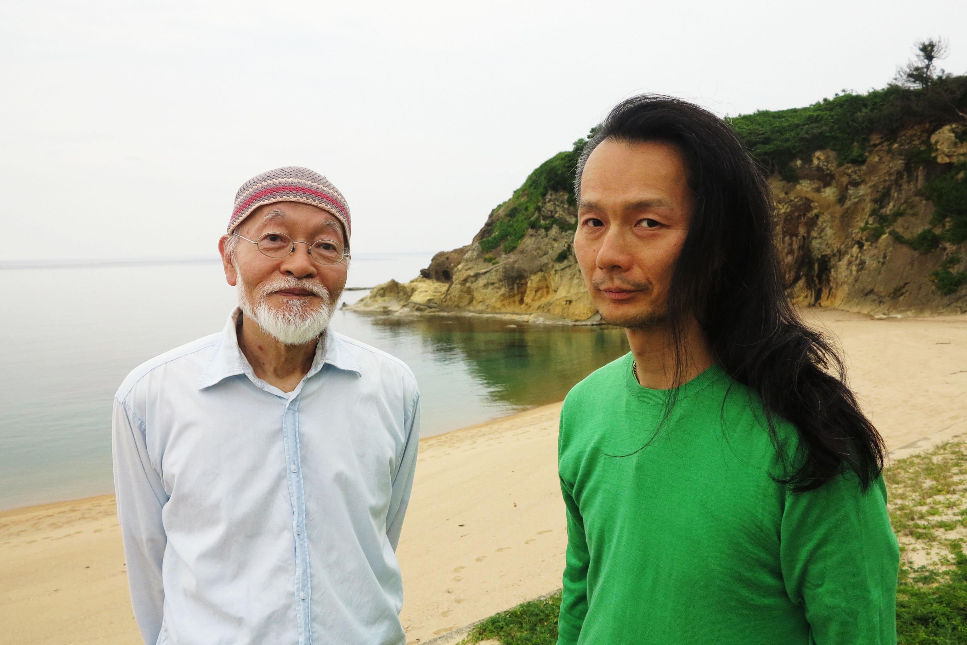"Akio Suzuki and Aki Onda continue their infinite exploration of space on new album for Room40, share title track ""KE I TE KI"""