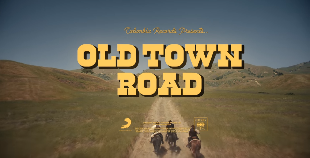 """Lil Nas X - """"Old Town Road (feat. Billy Ray Cyrus) [Remix ..."""