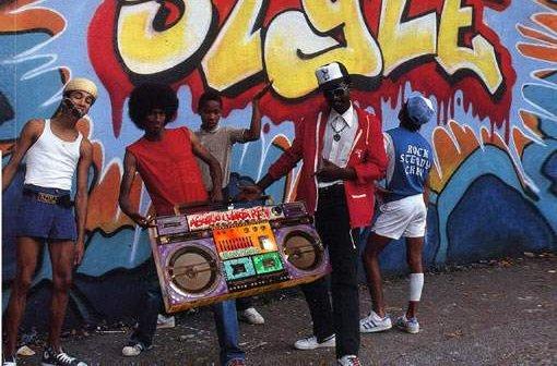 old skool hip hop fashion