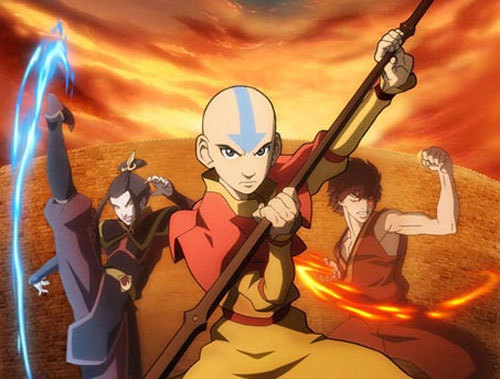Watch or Download Avatar The Last Airbender Book 1