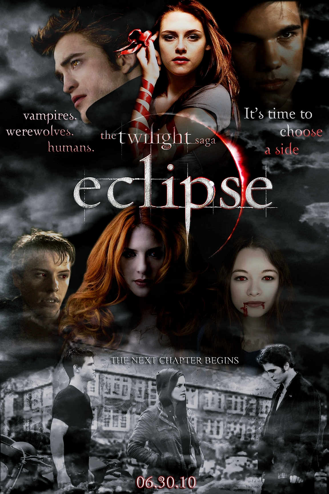 The Twilight Saga Eclipse Film Review Tiny Mix Tapes