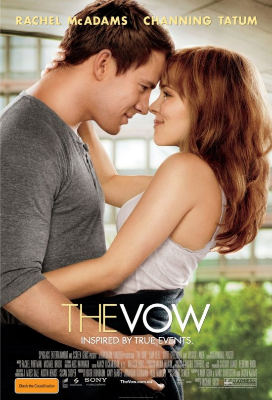 The Vow Film Review Tiny Mix Tapes