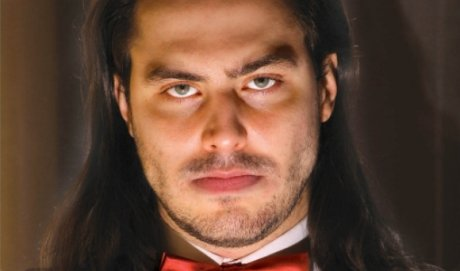 Was Andrew W.K. just named a Cultural Ambassador to the Middle East by the U.S. State Department, or am I really high on Pine-Sol? (Update: I am really high on Pine-Sol)