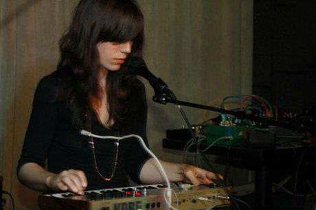 Domino makes ceremonial alliance with Julia Holter, reissues Ekstasis