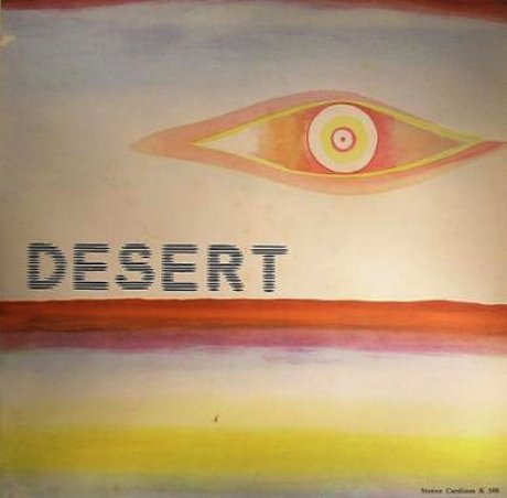 Strut Records re-releasing rare, trippy Italian library LP Desert; 4/20 release date not a coincidenc