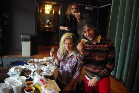 Ke$ha continues to inspire and infect The Flaming Lips, Wayne Coyne announces new collaborative album