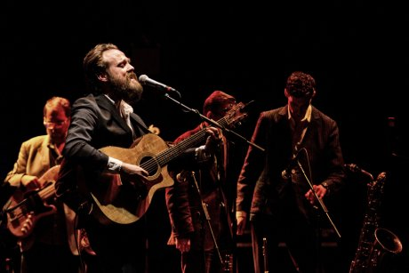 Iron & Wine plan fall tour, nap aggressively in support of worthy causes