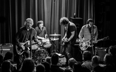 Lee Ranaldo announces new album Last Night on Earth with new band The Dust, tours every which where
