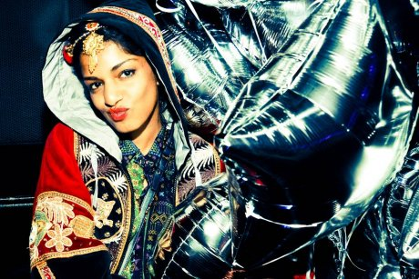 M.I.A. album Matangi release date finally announced... unless that's a publicity stunt too?