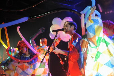 of Montreal announce fall tour without the use of any tour-announcing robots!