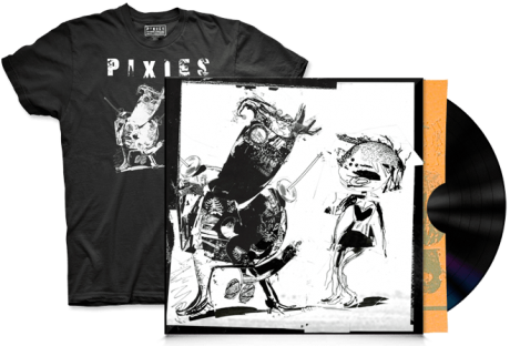Pixies drop new fo