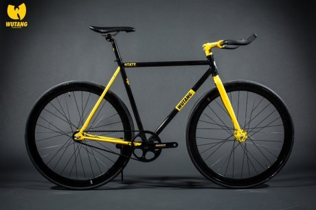 """Wu-Tang Clan release official band bicycles celebrating 20th anniversary, as predicted in early single """"Da Mystery of Commemorative Bicycles"""""""