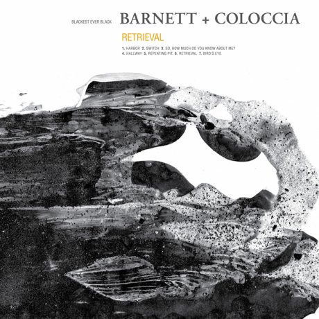 Blackest Ever Black preps dark, scary new release from Barnett + Coloccia (members of Oake