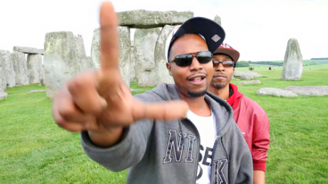 DJ Rashad, now the only cyborg footwork/juke musician, returns to the road following car crash-related hip injury