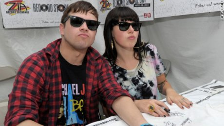 Sleigh Bells announce US tour dates for April, just in time for this coincidental news story!