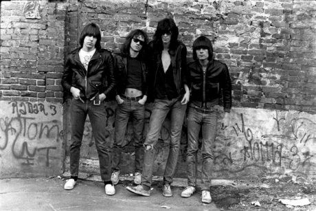 The Ramones' first album finally goes gold, 38 years later