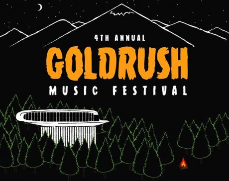 Goldrush Music Festival excavates its full 2014 lineup; Wolf Eyes and Eric Copeland to headline
