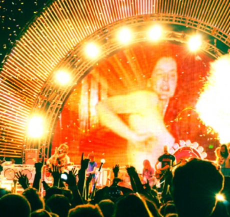 The Flaming Lips take aim at the Billboard charts once again with new six-hour song