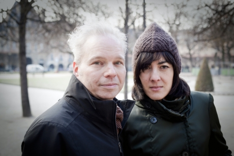 Damon & Naomi ready new album & announce tourdates & release super-limited 7-inch on April 16