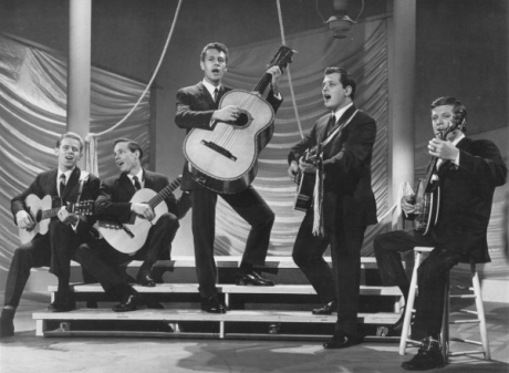 RIP: Gil Robbins of folk group The Highwaymen