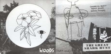 Kurt Vile and Woods release split 7-inch to commemorate touring together and digging each other's hair and beards, respectively