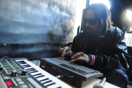 Dâm-Funk to perform live in your bedroom, thanks to Stones Throw's direct-to-disc live album