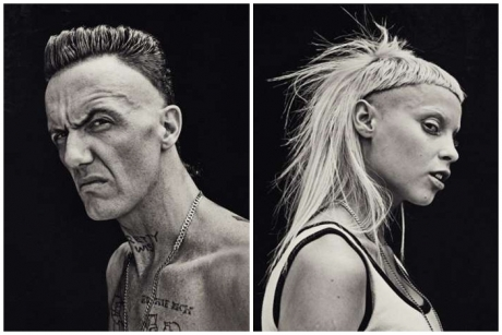 Die Antwoord leave Interscope because they're zany like that, share new video, bash compact discs