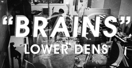 """Lower Dens announce new album, drop first single """"Brains,"""" possibly a veiled"""