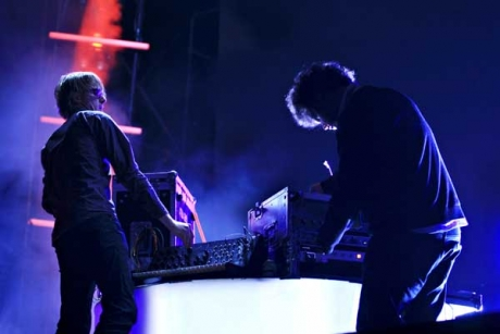 Simian Mobile Disco release new album Unpatterns on May 15 and