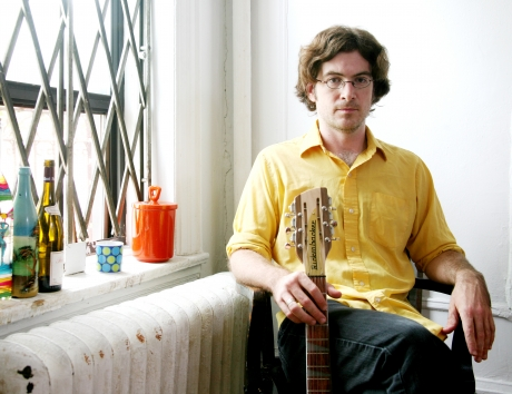 Chris Forsyth signs to Northern Spy, announces tourdates, an album, a soundtrack to Cocksucker Blues, and French lessons for his two cats