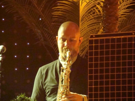 RIP: Tommy Marth, saxophonist for The Killers