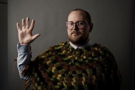 Dan Deacon announces new album on Domino, hopefully featuring Francis Ford Coppola on lead vocals