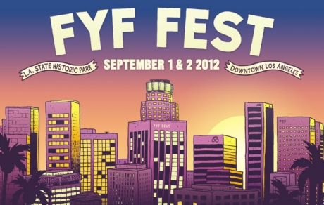 FYF Fest 2012: Lightning Bolt, M83, James Blake, Liars, John Maus, and many more determined by me