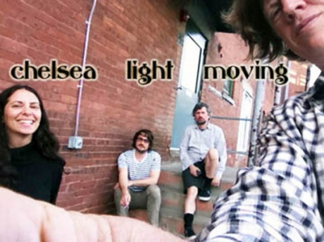Thurston Moore fronts new band Chelsea Light Moving with Samara Lubelski, probably makes great experimental banana bread