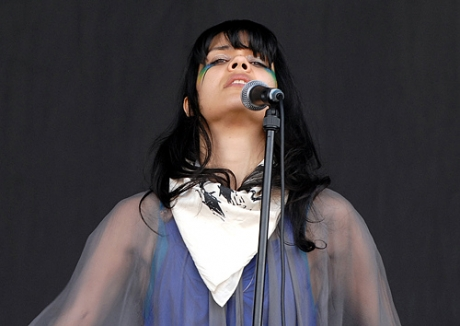 Bat for Lashes announces new album The Haunted Man, probably because Scott Walker told her to