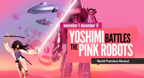"The Flaming Lips' Yoshimi musical premiering in November; Wayne Coyne drops acid and says ""those guys in The Flaming Lips are geniuses"""