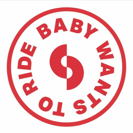 Baby Wants to Ride Vinyl Sleeve