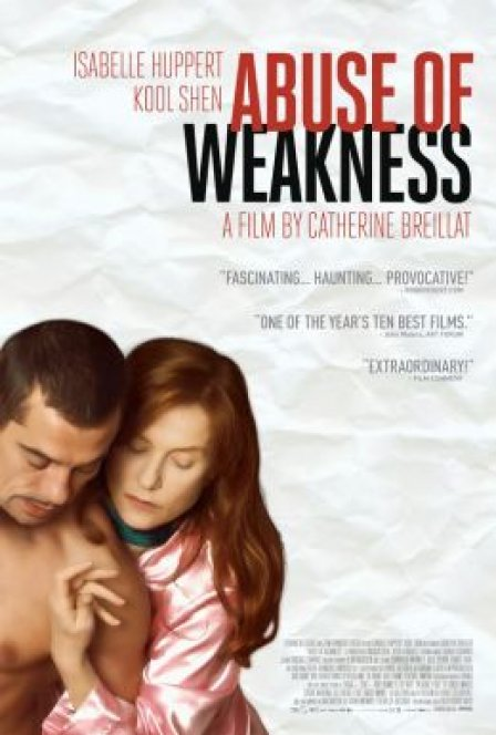 Abuse Of Weakness Film Review Tiny Mix Tapes