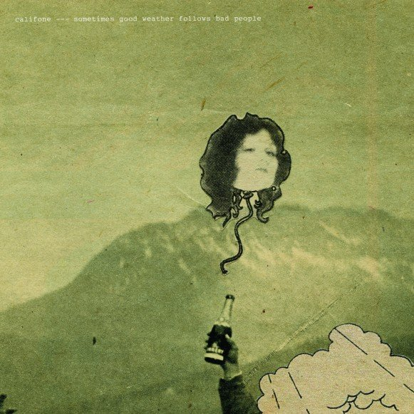 Califone reissue Sometimes Good Weather Follows Bad People on vinyl (darn, I was hoping they'd release it on Spotify)